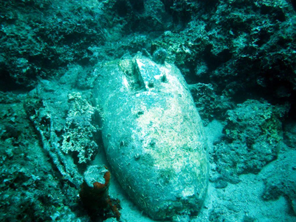 Bonifica bellica subacquea